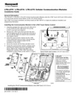 Honeywell LTE-L57A - Installation Manual