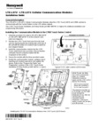 Honeywell LTE-L57V - Installation Manual