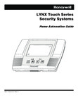 Honeywell LYNX Touch Series Home Automation Guide