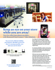 Honeywell Total Connect Video Retail Brochure