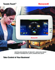 Honeywell Tuxedo Touch Commercial Brochure