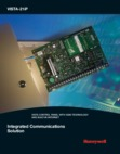 Honeywell VISTA 21IP Alarm Communications Brochure