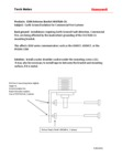 Honeywell WA7626-CA Tech Note
