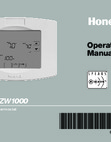 Honeywell ZWSTAT User Guide