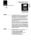 Interlogix 60-511-01-95 - DS924I - Data Sheet