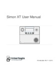 Interlogix Simon XT - User Manual