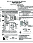 Leviton VRF01-LZ Installation Manual and Setup Guide