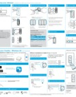 Lutron Caseta PD-6WCL - Quick Install Guide
