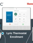 Lyric Thermostat - Total Connect 2.0 Enrollment Guide