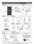 Qolsys IQ Smart Socket Quick Installation Guide