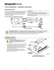 Resideo Honeywell Home LTE-21V - Install Guide Dated 3/19