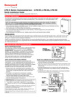 Resideo LTEM-X Series Quick Install Guide - Dated 6/20, Rev. A