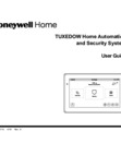 Honeywell Home Tuxedow and Resideo Tuxedowc User Guide - Dated 4/19 Rev. A