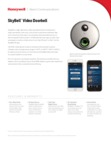SkyBell DBCAM - Data Sheet