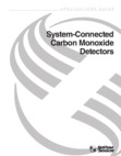 System-Connected Carbon Monoxide Detectors
