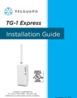 Telguard TG-1 Express - Install Guide