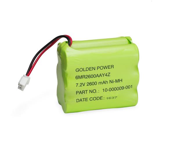 2gig Batt2x Go Control Extended Battery Pack Alarm Grid