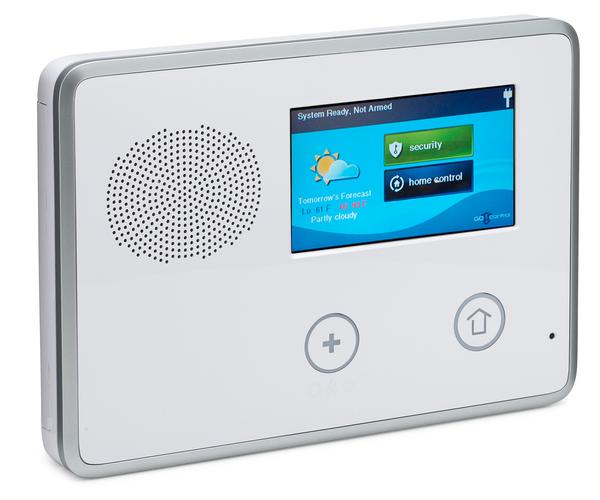 2gig gc2 go control wireless security system alarm grid. Black Bedroom Furniture Sets. Home Design Ideas