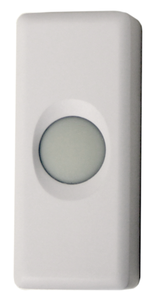 2gig dbell1 wireless doorbell for go control and lyric systems alarm grid. Black Bedroom Furniture Sets. Home Design Ideas