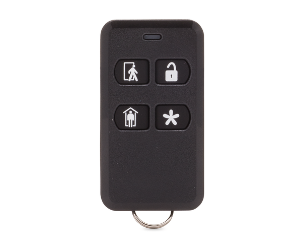 2gig Key2 345 4 Button Key Fob Alarm Grid