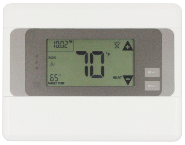 2gig Ct100 Z Wave Programmable Thermostat Alarm Grid