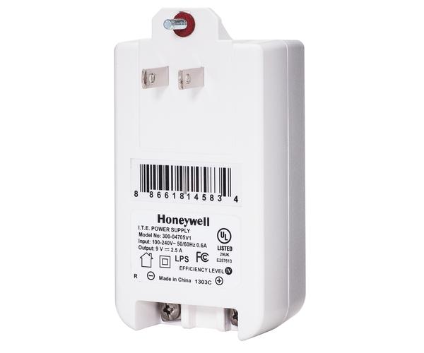Honeywell 300 04705 Lynx Touch Amp Lyric Power Supply 9vdc