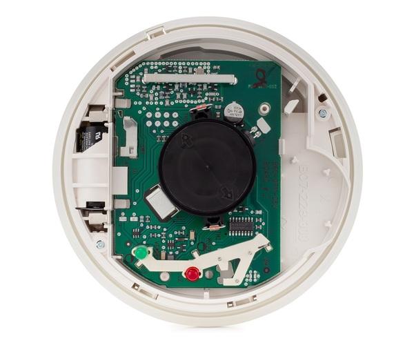 Honeywell 5808W3 - Wireless Smoke & Heat Detector