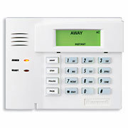 honeywell 6150rf fixed english alarm keypad with integrated transceiver alarm grid. Black Bedroom Furniture Sets. Home Design Ideas
