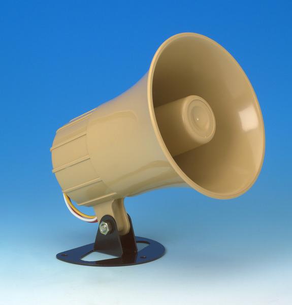 Honeywell 719 Self Contained Alarm Siren Alarm Grid