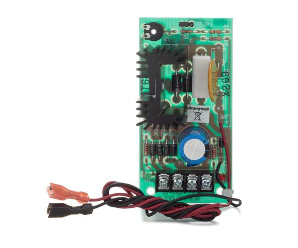 Honeywell Ad12612 Auxiliary Power Supply Alarm Grid