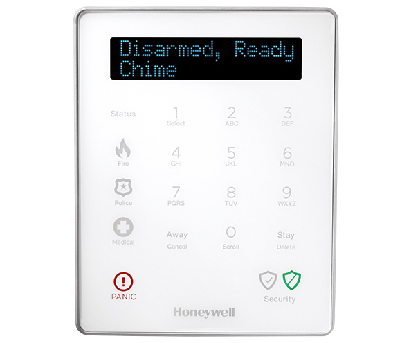 Honeywell Lkp500 Wireless Keypad For Lyric Controller