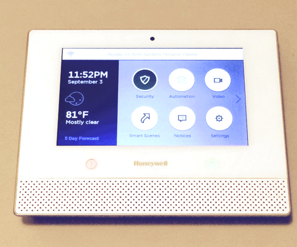Honeywell Lyric Security System Review Alarm Grid