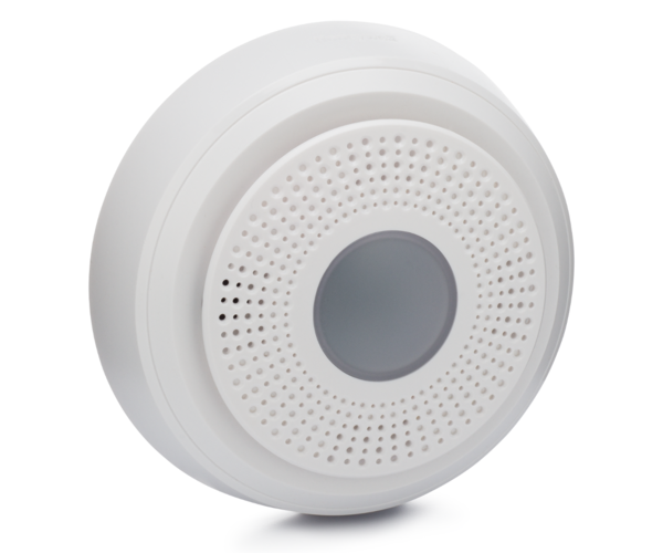 honeywell sixsiren wireless siren for the lyric controller alarm grid. Black Bedroom Furniture Sets. Home Design Ideas