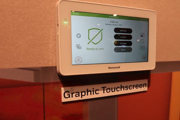 Honeywell Tuxedo Touch WIFI Posts - Alarm Grid