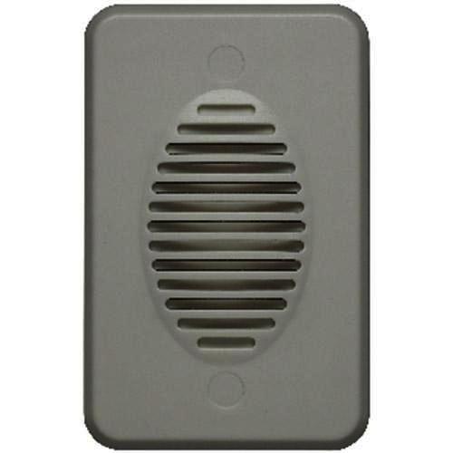 Wbox 0e 1gangsirn Flush Mount Single Gang Siren Alarm Grid