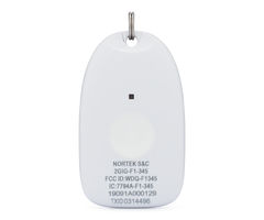 2gig f1 345 personal safety pendant with proven fall detection
