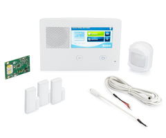 2gig gc2e at and t lte 3 1 kit wireless encrypted alarm system 3
