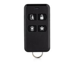 2gig key2e encrypted 4 button key fob