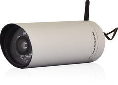 Alarm dot com adc v720w outdoor poe and wifi camera with night v