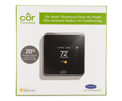 Carrier cor smart wifi thermostat