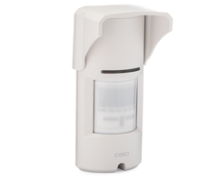 Dsc lc 151 outdoor dual tech motion detector w slash adjustable