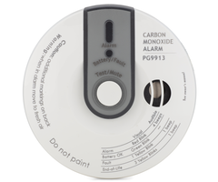 Dsc pg9913 powerg 915mhz wireless carbon monoxide detector