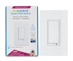 Gocontrol Ws15z5 1 Z Wave Smart Light Switch Alarm Grid
