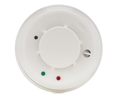 Honeywell 5808w3 wireless smoke and heat detector
