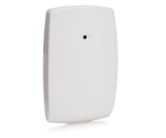 Honeywell 5853 wireless glass break detector exterior