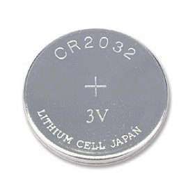 Honeywell cr2032 3 volt lithium battery