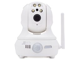 Honeywell ipcam pt2 alarmnet pan slash tilt ip security camera