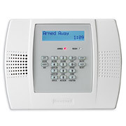 Honeywell l3000 wireless alarm control panel