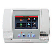 Honeywell l5000 sia lynx touch wireless alarm control panel
