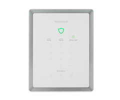 Honeywell lyric gateway encrypted wireless security system